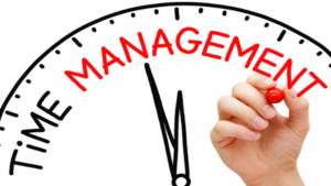 Time Management. Invest In It Today